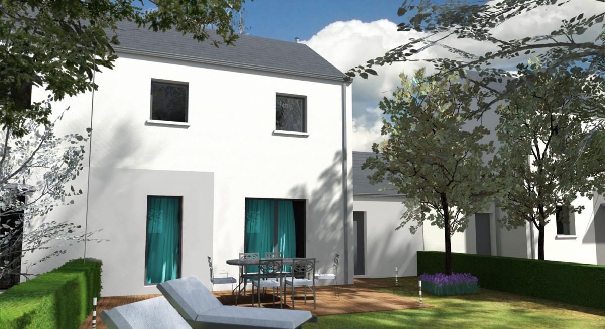 Maisons du constructeur TRADICONFORT 44 • 80 m² • SAVENAY