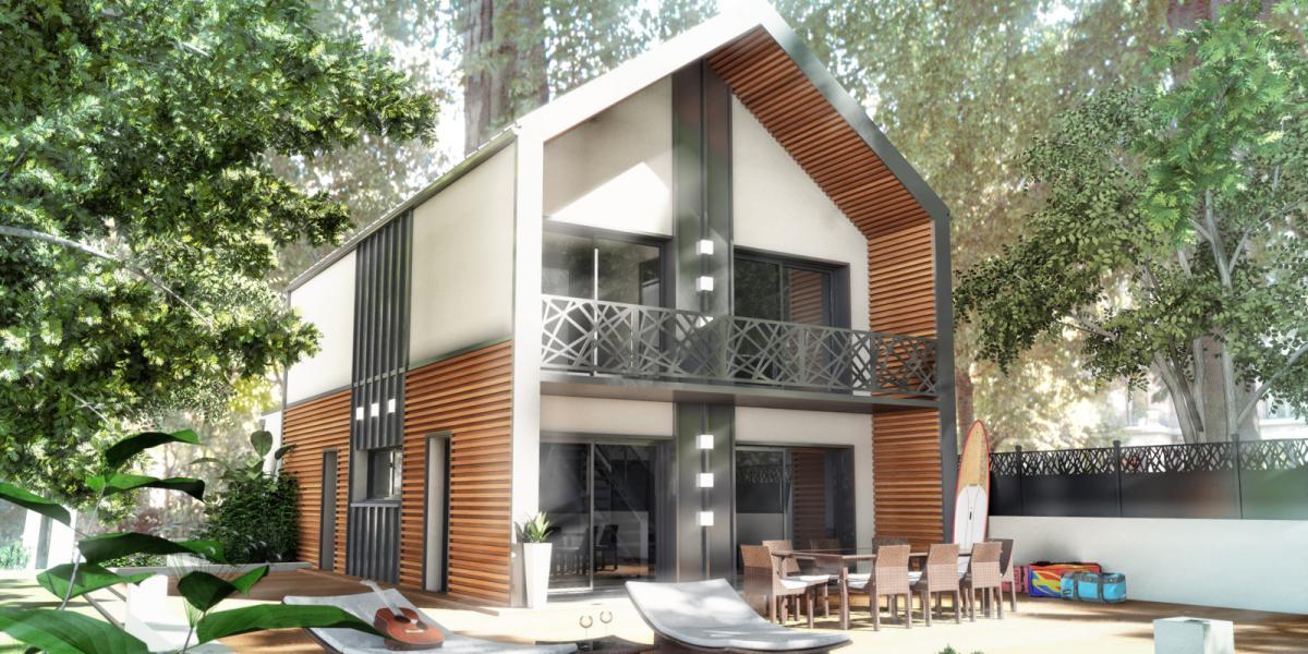 Maisons du constructeur TRADICONFORT 44 • 102 m² • CARQUEFOU