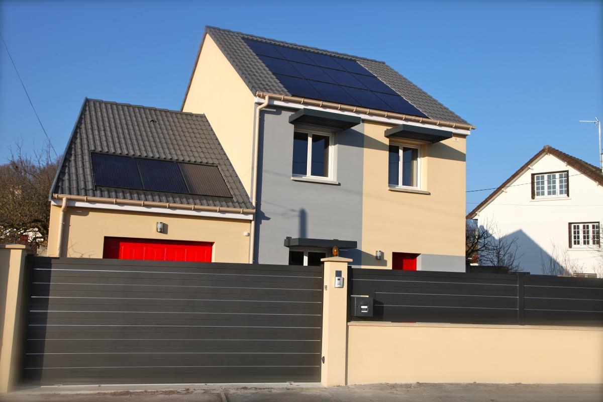 Maisons du constructeur Maisons Pierre • 80 m² • NEUVILLE SAINT VAAST
