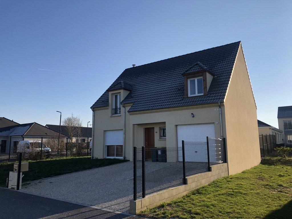 Maisons du constructeur Maisons Pierre • 132 m² • LEFOREST
