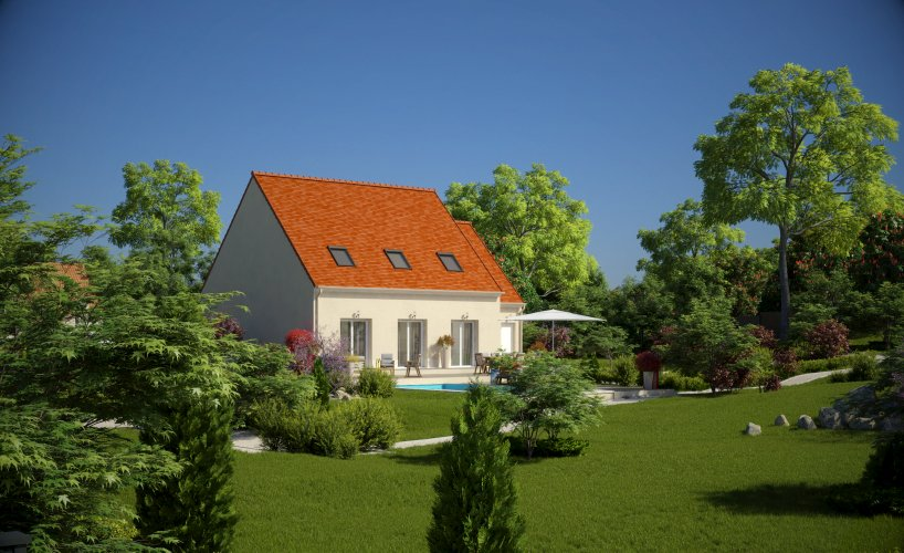 Maisons du constructeur Maisons Pierre • 131 m² • ACHICOURT