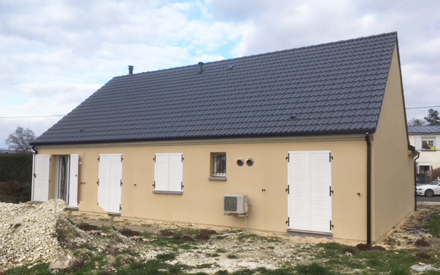 Maisons du constructeur Maisons Pierre • 116 m² • BEAURAINS