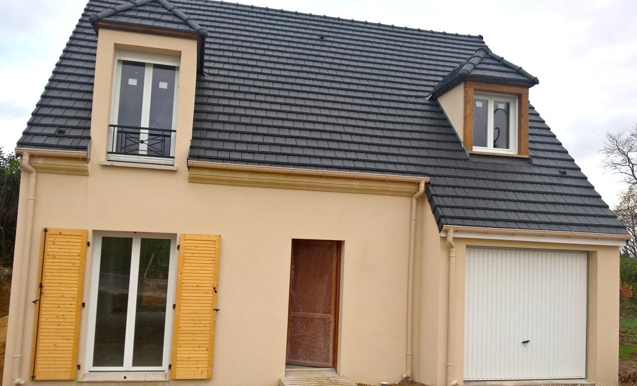 Maisons du constructeur Maisons Pierre • 96 m² • WINGLES