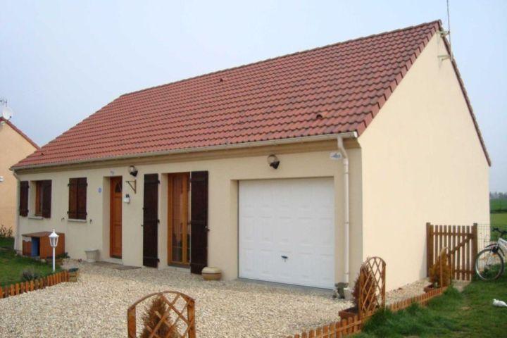 Maisons du constructeur Maisons Pierre • 89 m² • AIX NOULETTE