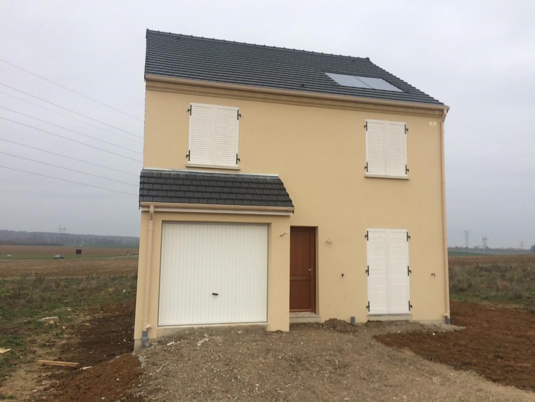 Maisons du constructeur Maisons Pierre • 96 m² • ANNEZIN