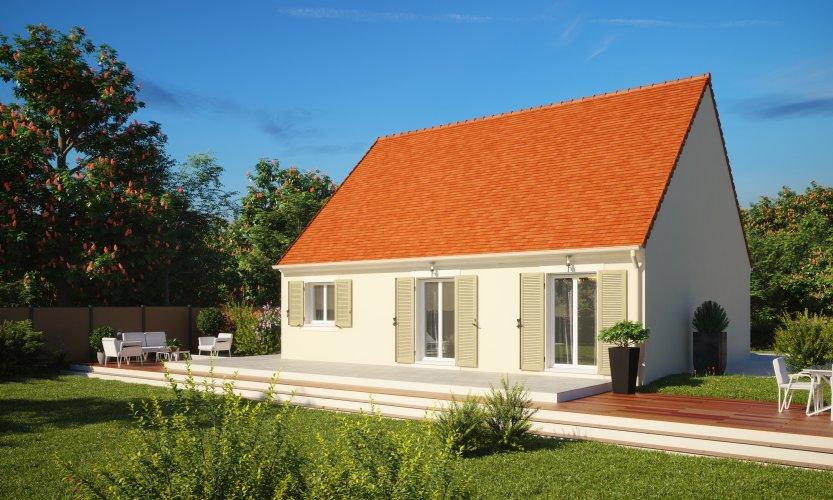 Maisons du constructeur Maisons Pierre • 79 m² • BULLY LES MINES