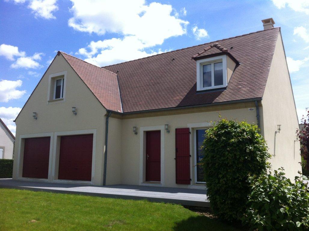 Maisons du constructeur MAISONS PIERRE • 128 m² • BRIIS SOUS FORGES