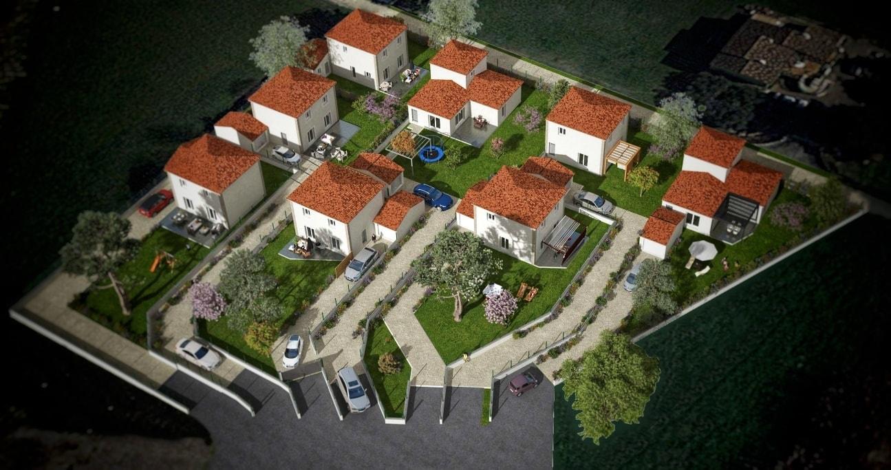 Terrains du constructeur BASTIEN ARFI IMMOBILIER • 732 m² • SALON DE PROVENCE