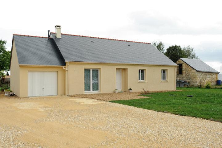 Maisons du constructeur MAISONS PIERRE - VALENCIENNES • 79 m² • RONCHIN