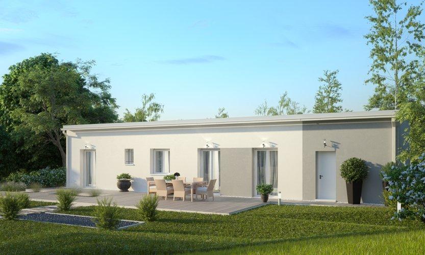 Maisons du constructeur MAISONS PIERRE - VALENCIENNES • 116 m² • SECLIN