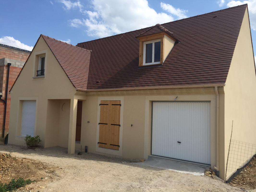 Maisons du constructeur MAISONS PIERRE • 128 m² • VILLENEUVE D'ASCQ