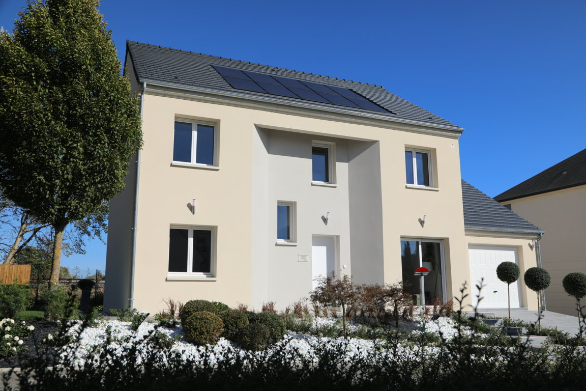 Maisons du constructeur MAISONS PIERRE • 133 m² • SAINGHIN EN MELANTOIS