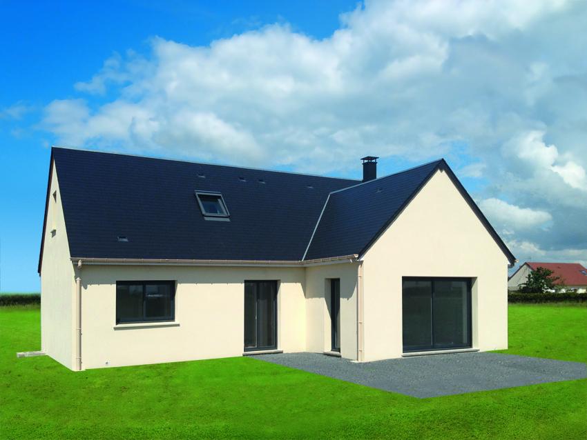 Maisons + Terrains du constructeur MAISON FAMILIALE • 110 m² • BREUILPONT