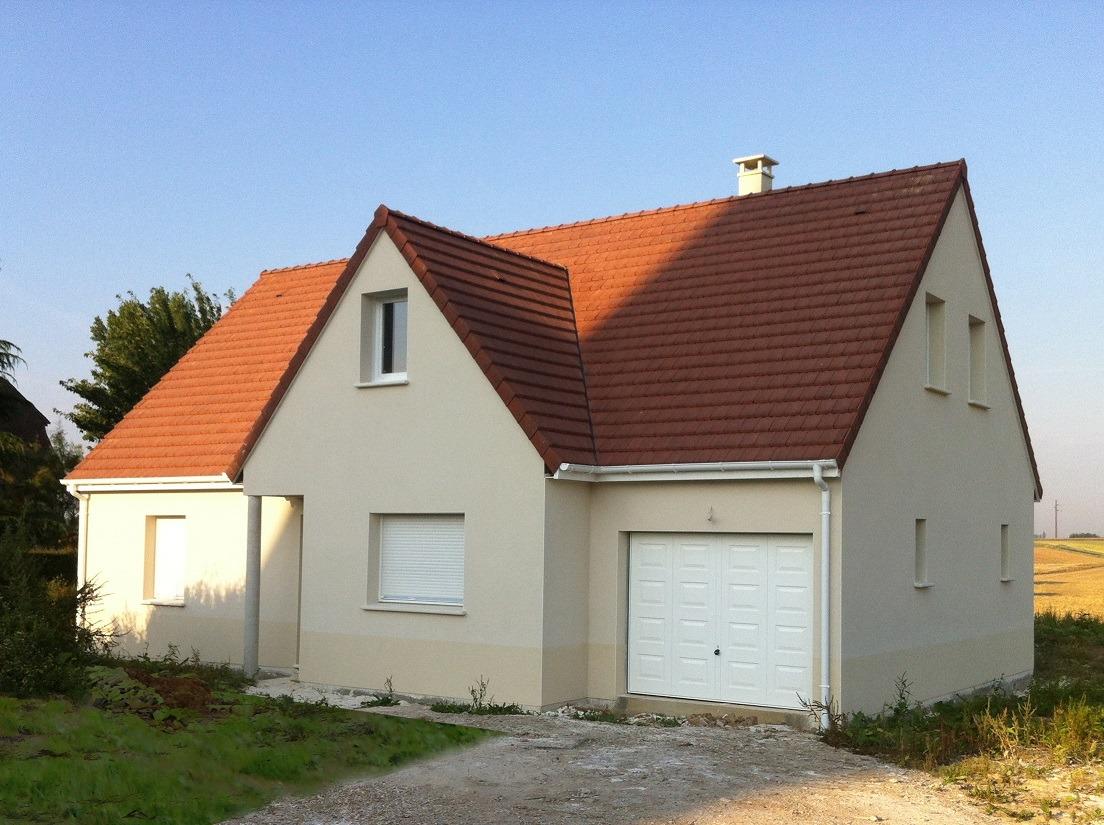 Maisons + Terrains du constructeur MAISON FAMILIALE • 110 m² • VERNON