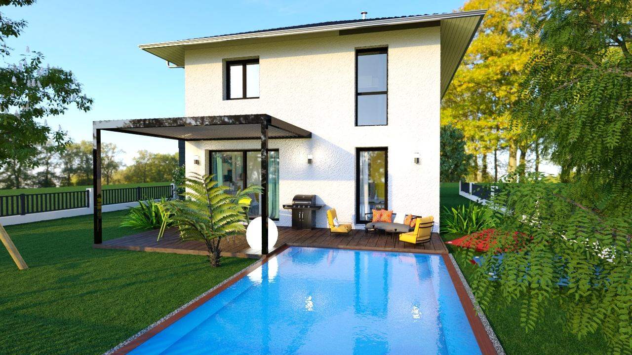 Maisons + Terrains du constructeur MAISONS LOGELIS - Agence d Arpajon • 113 m² • FONTENAY LE VICOMTE