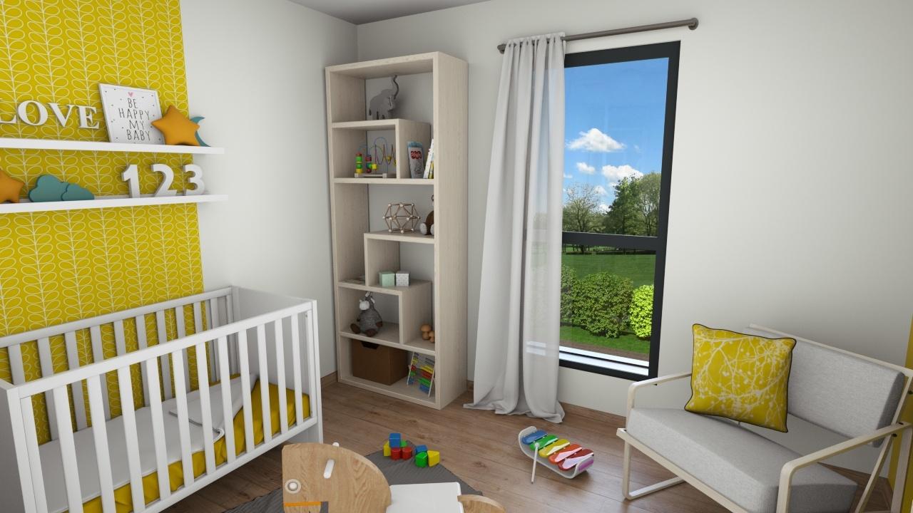 Maisons + Terrains du constructeur MAISONS LOGELIS - Agence d Arpajon • 80 m² • COURSON MONTELOUP