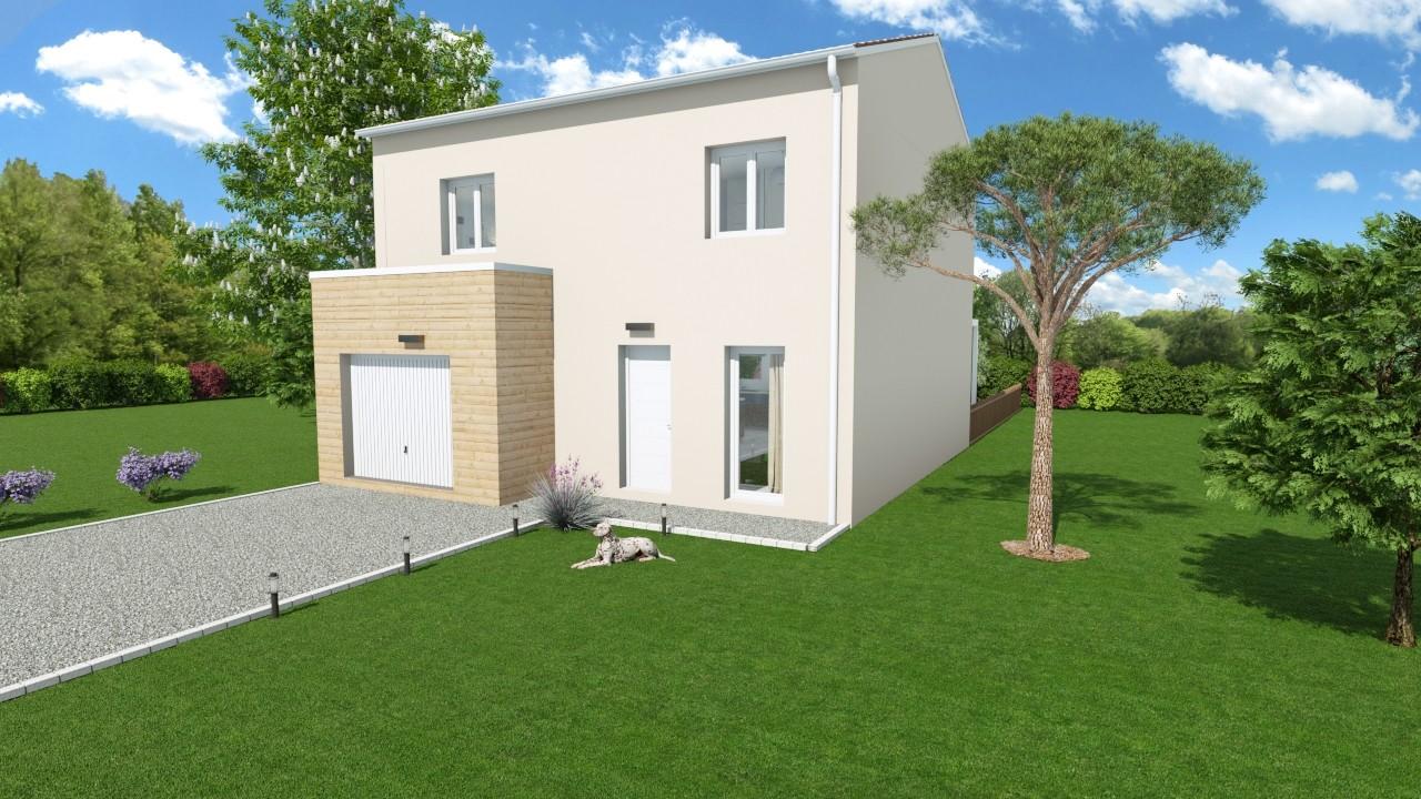 Maisons du constructeur MAISONS LOGELIS - Agence d Arpajon • 103 m² • SAINT FARGEAU PONTHIERRY