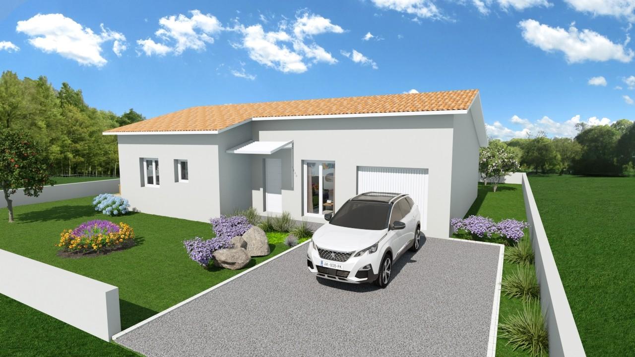 Maisons du constructeur MAISONS LOGELIS - Agence d Arpajon • 94 m² • BOURRON MARLOTTE