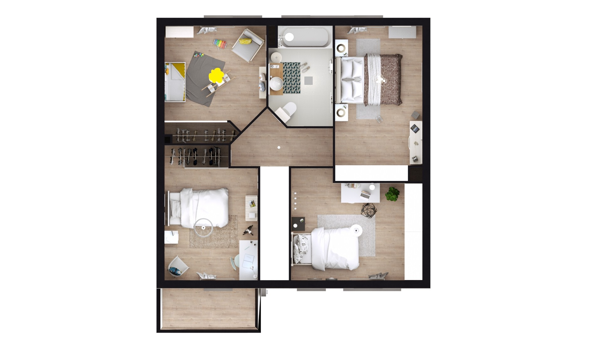 Maisons du constructeur MAISONS LOGELIS - Agence d Arpajon • 90 m² • BREUILLET