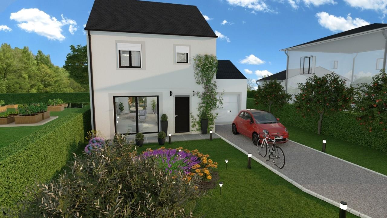 Maisons du constructeur MAISONS LOGELIS - Agence d Arpajon • 103 m² • BREUILLET