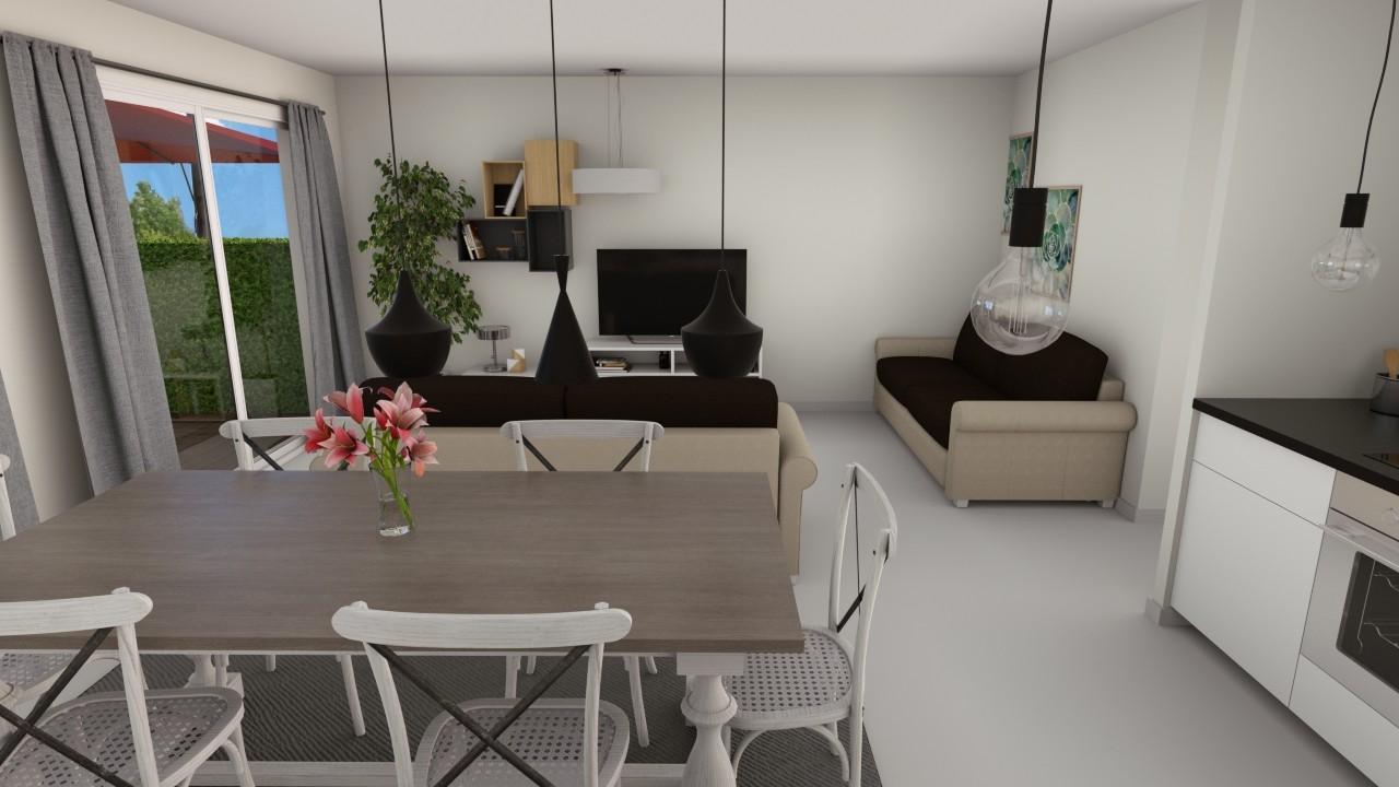 Maisons du constructeur MAISONS LOGELIS - Agence d Arpajon • 105 m² • LINAS