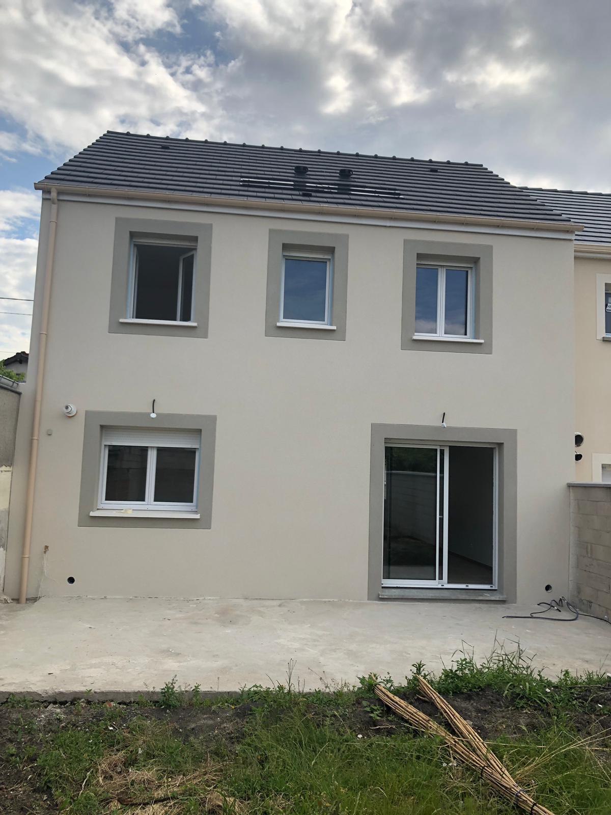 Maisons + Terrains du constructeur MAISONS SESAME • 68 m² • TREMBLAY EN FRANCE