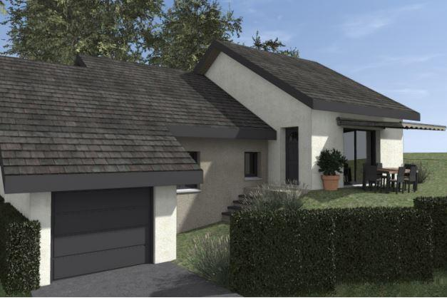 Maisons du constructeur TRADITION LOGIS SAVOIE • 98 m² • MONTCEL