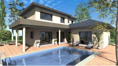 Maisons du constructeur TRADITION LOGIS SAVOIE • 129 m² • BRISON SAINT INNOCENT