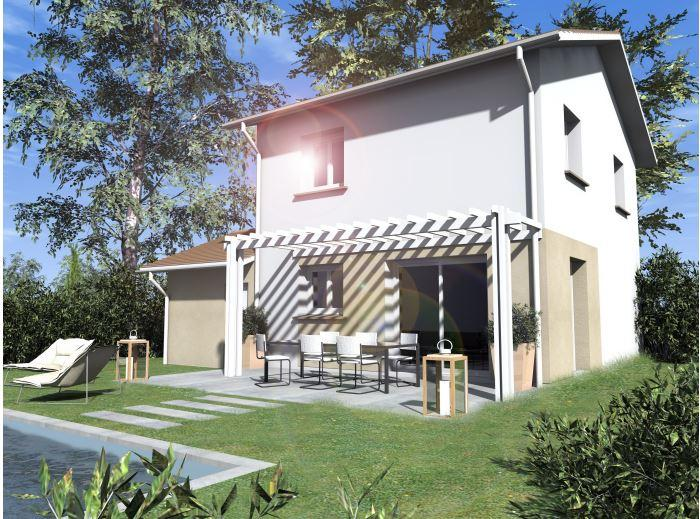 Maisons du constructeur TRADITION LOGIS SAVOIE • 80 m² • FRANCIN