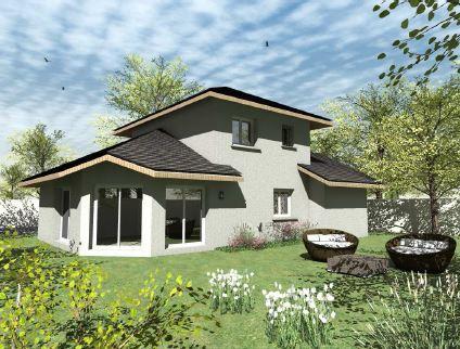 Maisons du constructeur TRADITION LOGIS SAVOIE • 92 m² • VIMINES