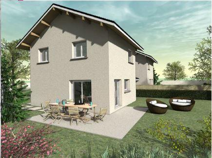 Maisons du constructeur TRADITION LOGIS SAVOIE • 85 m² • SAINT ALBAN LEYSSE