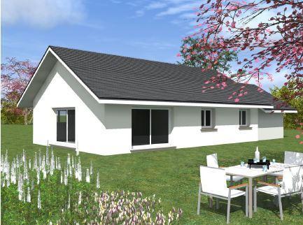 Maisons du constructeur TRADITION LOGIS SAVOIE • 81 m² • RUFFIEUX