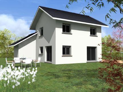 Maisons du constructeur TRADITION LOGIS SAVOIE • 86 m² • SAINT JEOIRE PRIEURE