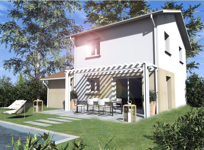 Maisons du constructeur TRADITION LOGIS SAVOIE • 85 m² • CHAMBERY