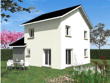 Maisons du constructeur TRADITION LOGIS SAVOIE • 84 m² • CHAMOUSSET