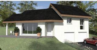 Maisons du constructeur TRADITION LOGIS SAVOIE • 101 m² • SAINT OURS