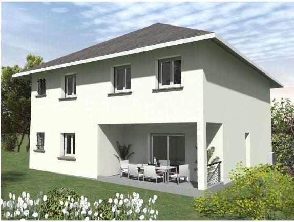Maisons du constructeur TRADITION LOGIS SAVOIE • 190 m² • MOUXY