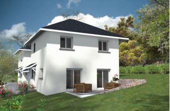 Maisons du constructeur TRADITION LOGIS SAVOIE • 86 m² • DRUMETTAZ CLARAFOND