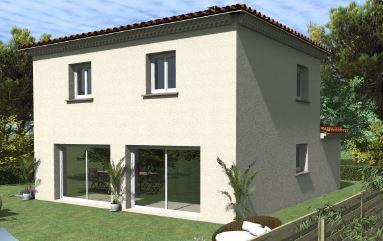 Maisons du constructeur CREAVILLA VAR • 100 m² • ROQUEBRUNE SUR ARGENS