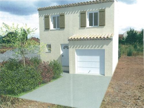 Maisons du constructeur CREAVILLA VAR • 75 m² • LORGUES
