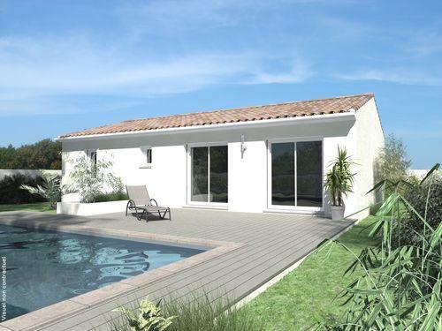 Maisons du constructeur CREAVILLA VAR • 90 m² • DRAGUIGNAN