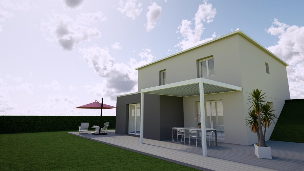 Maisons + Terrains du constructeur MAISONS PUNCH • 103 m² • MISEREY SALINES