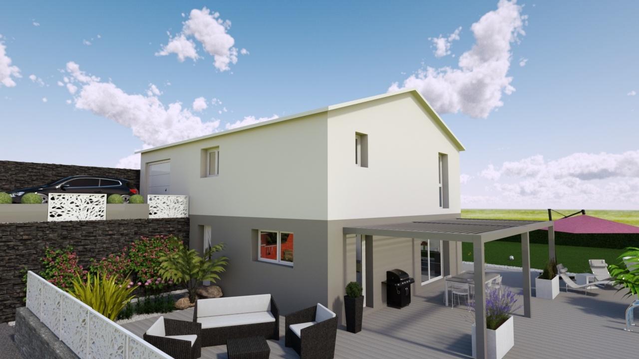 Maisons + Terrains du constructeur MAISONS PUNCH • 107 m² • RANCENAY