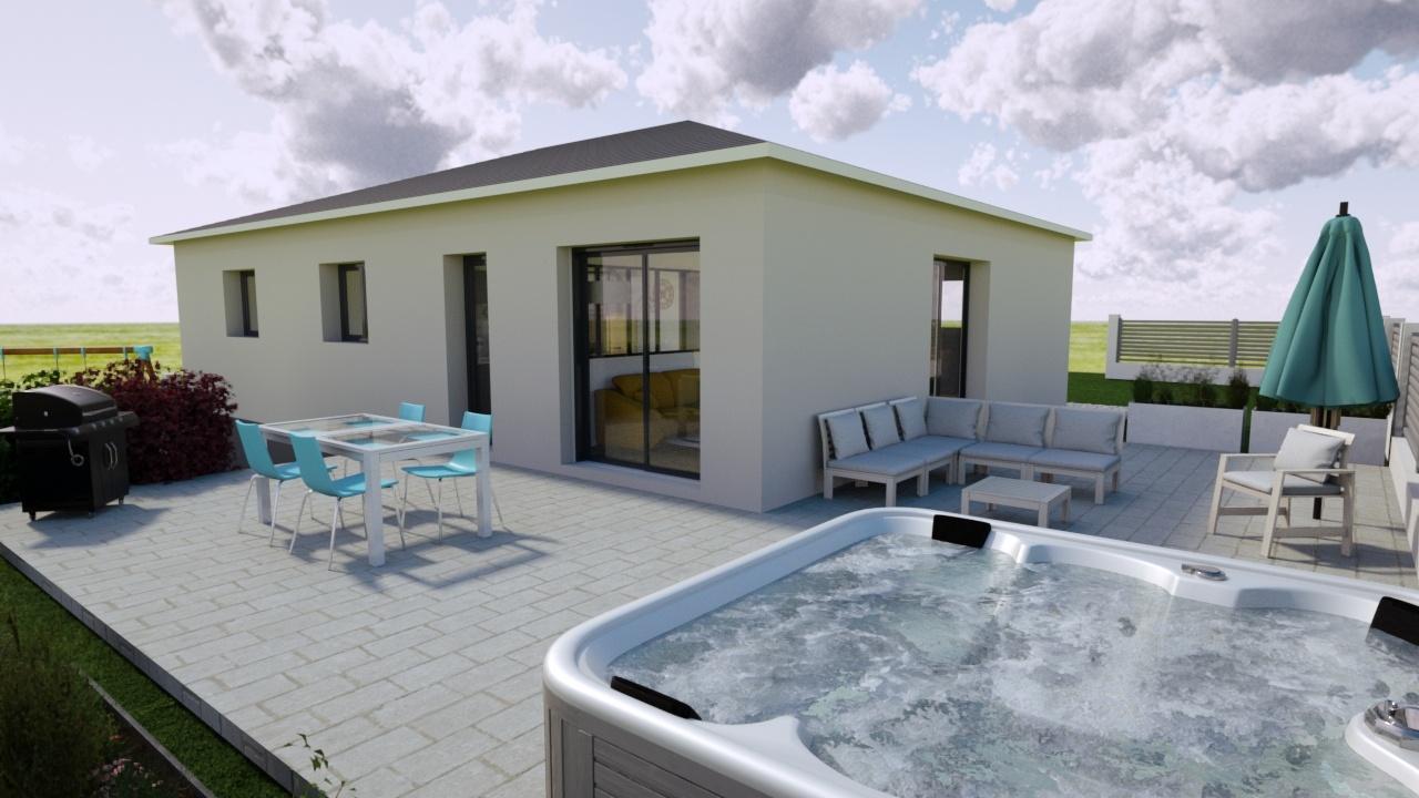 Maisons + Terrains du constructeur MAISONS PUNCH • 89 m² • RANCENAY