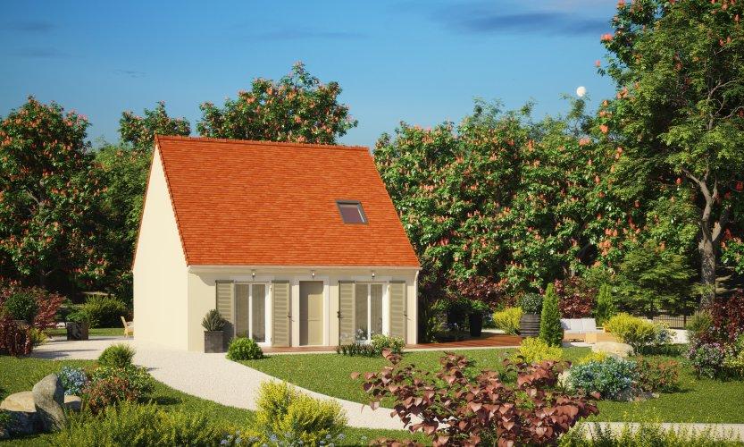Maisons du constructeur MAISONS PIERRE - CHATEAU THIERRY • 82 m² • CHATEAU THIERRY