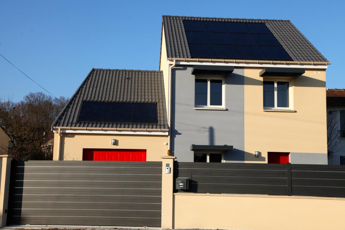 Maisons du constructeur MAISONS PIERRE - CHATEAU THIERRY • 80 m² • CHATEAU THIERRY