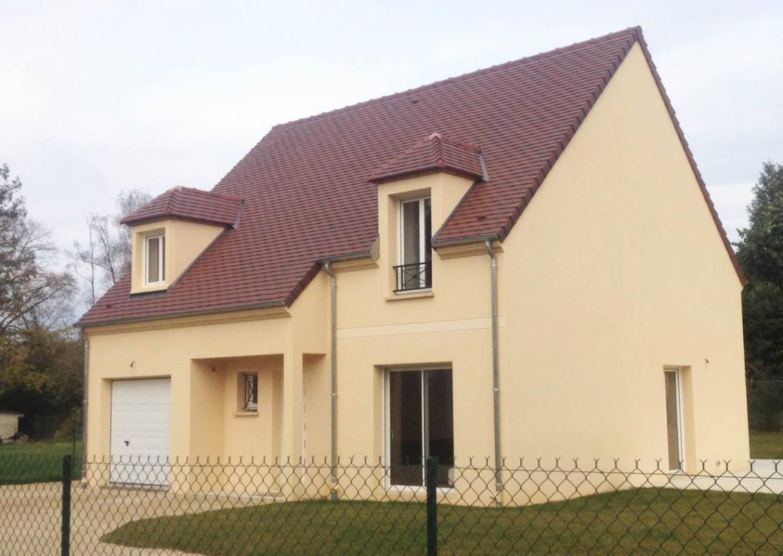 Maisons du constructeur MAISONS PIERRE - CHATEAU THIERRY • 132 m² • CHATEAU THIERRY