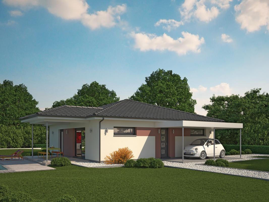 Maisons + Terrains du constructeur COULEUR VILLAS • 120 m² • CENAC