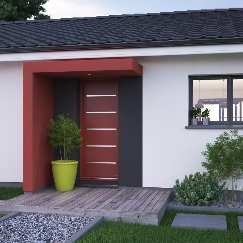 Maisons + Terrains du constructeur COULEUR VILLAS - AGENCE BLANQUEFORT • 90 m² • LUGOS