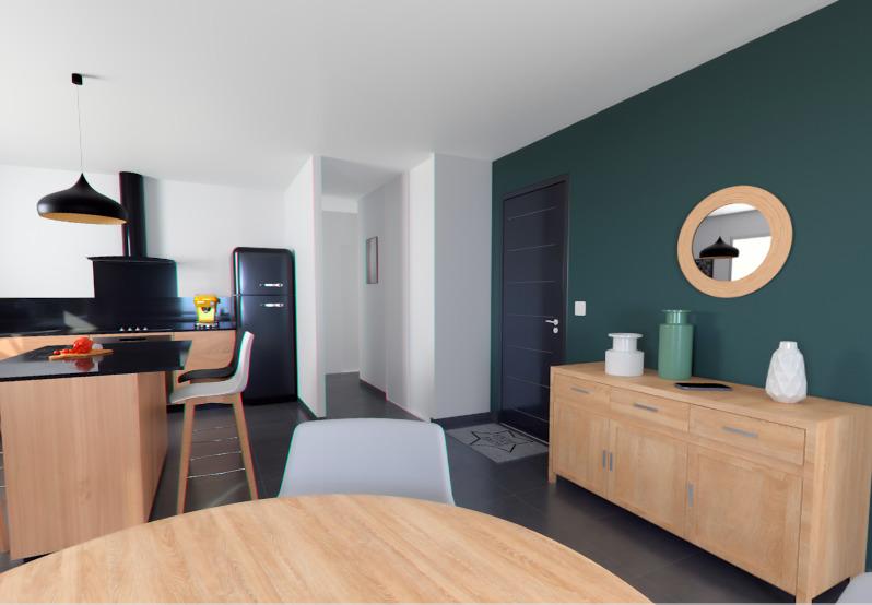 Maisons + Terrains du constructeur COULEUR VILLAS LA TESTE DE BUCH • 90 m² • LE TEICH
